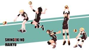 Rating: Safe Score: 38 Tags: annie_leonhardt ball bike_shorts black_hair blonde_hair blue_eyes brown_eyes brown_hair christa_renz group haikyuu!! hak_(fox0179) mikasa_ackerman parody ponytail sasha_browse shingeki_no_kyojin short_hair shorts socks sport volleyball ymir_(shingeki_no_kyojin) User: FormX