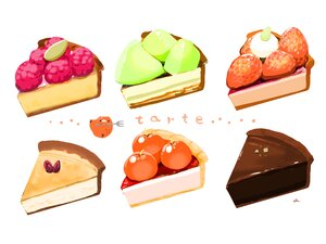 Rating: Safe Score: 19 Tags: animal bird chai_(artist) cherry chocolate food fruit nobody original signed strawberry User: otaku_emmy