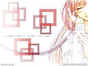 Rating: Safe Score: 23 Tags: headphones kazami_mizuho onegai_teacher User: Oyashiro-sama