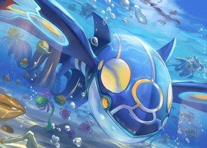 Rating: Safe Score: 40 Tags: anorith armaldo bubbles cradily kabutops kyogre lileep nobody omanyte pokemon spareribs underwater water User: otaku_emmy