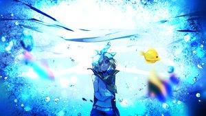 Rating: Safe Score: 21 Tags: animal bubbles fish hazakura_chikori kagamine_rin underwater vocaloid water User: FormX