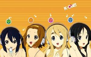 Rating: Safe Score: 52 Tags: akiyama_mio headphones k-on! kotobuki_tsumugi nakano_azusa tainaka_ritsu User: HawthorneKitty