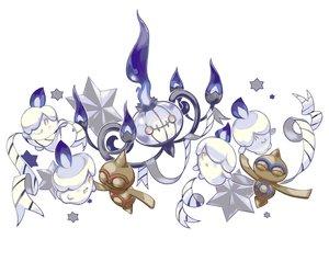 Rating: Safe Score: 21 Tags: baltoy chandelure chostophe litwick pokemon User: otaku_emmy