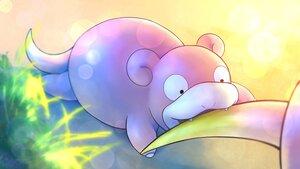 Rating: Safe Score: 10 Tags: close grass higa-tsubasa pokemon polychromatic slowpoke User: otaku_emmy