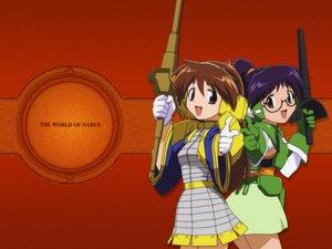Rating: Safe Score: 8 Tags: nanase_narue narue_no_sekai yagi_hajime User: rargy