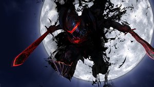 Rating: Safe Score: 915 Tags: all_male armor fate_(series) fate/stay_night fate/zero lancelot_(fate) male maningusu moon sword weapon User: 02