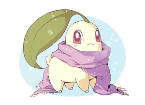 Rating: Safe Score: 15 Tags: cat_smile chikorita leaves milka_(milk4ppl) nobody pokemon scarf signed User: otaku_emmy