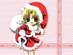 Rating: Safe Score: 23 Tags: christmas dejiko di_gi_charat User: Oyashiro-sama