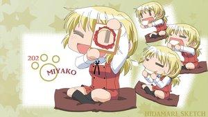 Rating: Safe Score: 18 Tags: hidamari_sketch miyako User: pantu