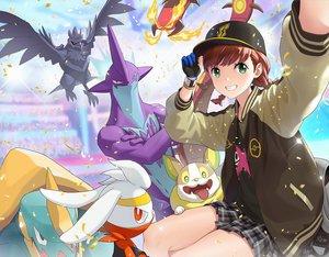 Rating: Safe Score: 15 Tags: centiskorch corviknight drednaw masin0201 pokemon raboot scorbunny signed toxtricity yamper yuuri_(pokemon) User: RyuZU
