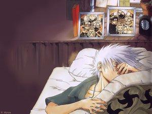 Rating: Safe Score: 27 Tags: all_male hatake_kakashi male naruto sleeping User: Oyashiro-sama