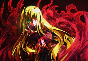 Rating: Safe Score: 55 Tags: blonde_hair bygddd5 green_eyes long_hair mahou_shoujo_lyrical_nanoha mahou_shoujo_lyrical_nanoha_a's u-d_(character) User: Bardiche752