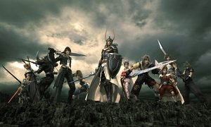 Rating: Safe Score: 138 Tags: 3d bartz_klauser cecil_harvey cloud_strife dissidia_final_fantasy final_fantasy firion male onion_knight squall_leonhart terra_branford tidus zidane_tribal User: HellUpLine