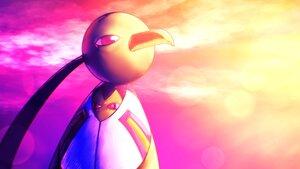Rating: Safe Score: 16 Tags: close clouds higa-tsubasa pokemon polychromatic sky sunset xatu User: otaku_emmy