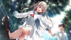 Rating: Safe Score: 53 Tags: atri_(atri_-my_dear_moments-) atri_-my_dear_moments- front_wing game_cg ikaruga_natsuki male yusano User: mattiasc02