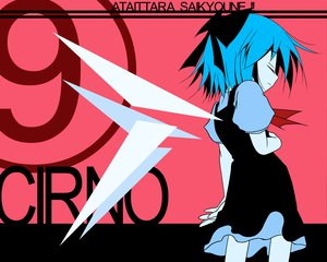 Rating: Safe Score: 15 Tags: cirno fairy touhou User: 秀悟