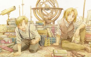 Rating: Safe Score: 70 Tags: alphonse_elric edward_elric fullmetal_alchemist User: happygestapo