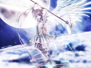 Rating: Safe Score: 15 Tags: card_captor_sakura kinomoto_sakura wings User: Oyashiro-sama