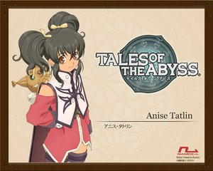 Rating: Safe Score: 2 Tags: anise_tatlin tales_of_the_abyss twintails User: Oyashiro-sama