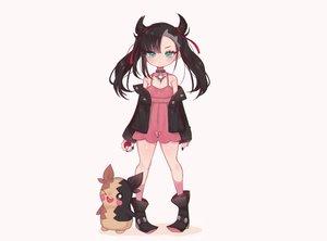 Rating: Safe Score: 37 Tags: kuwuri mary_(pokemon) morpeko pokemon User: sadodere-chan