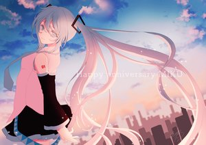 Rating: Safe Score: 45 Tags: hatsune_miku sheepd vocaloid User: FormX