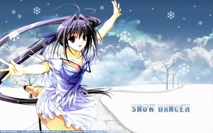 Rating: Safe Score: 23 Tags: ginban_kaleidoscope snow suzuhira_hiro winter User: Oyashiro-sama