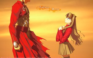 Rating: Safe Score: 6 Tags: archer fate_(series) fate/stay_night male tohsaka_rin User: Oyashiro-sama