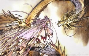 Rating: Safe Score: 27 Tags: clamp dragon hinoto tagme x User: 秀悟