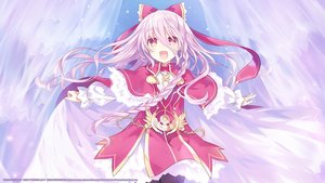 Rating: Safe Score: 57 Tags: date_a_live long_hair pink_eyes pink_hair ribbons sonogami_rio tsunako User: Nepcoheart