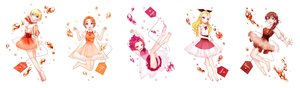 Rating: Safe Score: 29 Tags: assam_(girls_und_panzer) barefoot darjeeling_(girls_und_panzer) dress girls_und_panzer kisaragi_yuu_(fallen_sky) orange_pekoe_(girls_und_panzer) rosehip rukuriri User: FormX