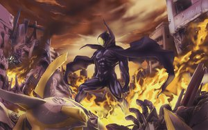 Rating: Safe Score: 32 Tags: asanagi bodysuit cape code_geass fire lelouch_lamperouge mecha User: PAIIS