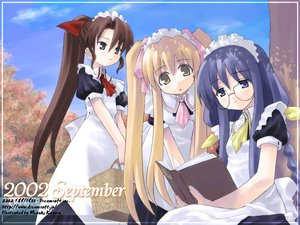 Rating: Safe Score: 10 Tags: dreamsoft maid User: Oyashiro-sama