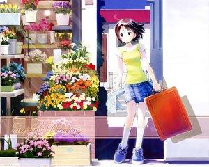 Rating: Safe Score: 10 Tags: flowers mahou_tsukai_ni_taisetsu_na_koto somedays_dreamers yoshizuki_kumichi User: Oyashiro-sama