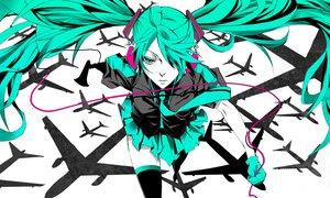 Rating: Safe Score: 33 Tags: hatsune_miku koi_wa_sensou_(vocaloid) naraken twintails vocaloid User: HawthorneKitty