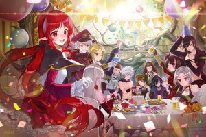 Rating: Safe Score: 28 Tags: aliasing arad_senki armor black_hair blonde_hair blue_eyes bubbles cake candy cape dress drink dungeon_and_fighter dungeon_fighter_online elbow_gloves flowers food gloves green_eyes group hat headband horns long_hair male necklace pointed_ears red_eyes red_hair rose short_hair signed tagme_(artist) tagme_(character) topless twintails white_hair User: BattlequeenYume