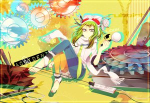 Rating: Safe Score: 27 Tags: gumi oniyama831 vocaloid User: FormX