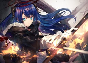 Rating: Safe Score: 53 Tags: arknights gloves horns long_hair mostima_(arknights) noan User: sadodere-chan
