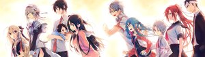 Rating: Safe Score: 92 Tags: aka-san aka-san_to_kyuuketsuki alcot alexandra_ann-christine_axelina black_hair blonde_hair blue_eyes blue_hair brown_eyes dualscreen game_cg glasses group hans_walter_konrad_veidt headband ingot ishihara_hozumi kobayashi_kamui kotono_natsuka kuwashima_rein long_hair ponytail red_hair rokukakuin_konoha saitou_yuu school_uniform short_hair shugetsu_ikushima tie white_hair User: Maboroshi