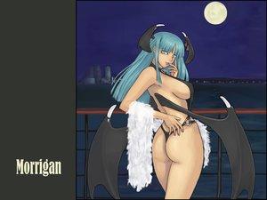 Rating: Safe Score: 82 Tags: darkstalkers demon morrigan_aensland succubus User: Oyashiro-sama