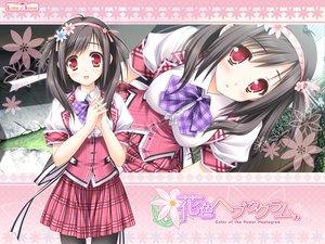 Rating: Safe Score: 100 Tags: hanairo_heptagram lump_of_sugar moekibara_fumitake pantyhose school_uniform wakamura_izuki User: Wiresetc