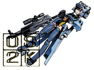 Rating: Safe Score: 12 Tags: 2000 anthropomorphism gun mecha os-tan weapon windows User: Oyashiro-sama
