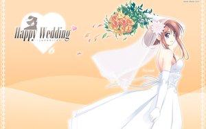 Rating: Safe Score: 22 Tags: dlsite.com original sarah_(you_haruka) wedding_attire you_haruka User: korokun