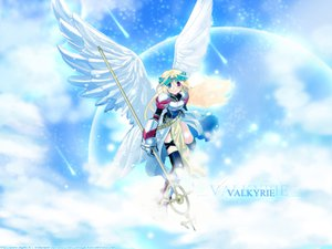 Rating: Safe Score: 17 Tags: angel bicolored_eyes blue clouds milktea ragnarok_online sky staff wings User: Oyashiro-sama