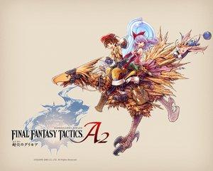 Rating: Safe Score: 6 Tags: adel chocobo final_fantasy final_fantasy_tactics_a2 hurdy luso User: Oyashiro-sama