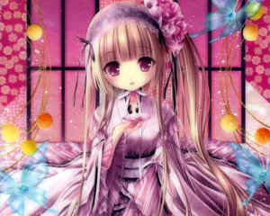 Rating: Safe Score: 104 Tags: japanese_clothes lolita_fashion long_hair original sake tinkerbell tinkle User: Wiresetc