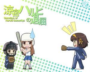 Rating: Safe Score: 13 Tags: asahina_mikuru baseball cheerleader chibi nagato_yuki nagian sport suzumiya_haruhi suzumiya_haruhi_no_yuutsu User: Oyashiro-sama