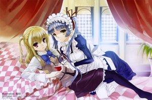 Rating: Safe Score: 41 Tags: koin maid male maria_holic pantyhose shidou_mariya shinouji_matsurika trap User: 秀悟
