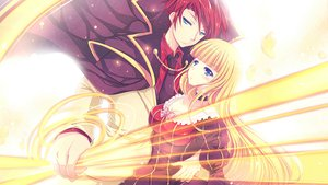 Rating: Safe Score: 24 Tags: beatrice male murasakigo umineko_no_naku_koro_ni ushiromiya_battler User: HawthorneKitty