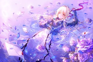 Rating: Safe Score: 76 Tags: ekh jpeg_artifacts tagme violet_evergarden violet_evergarden_(character) User: luckyluna