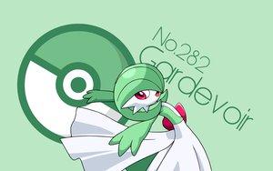 Rating: Safe Score: 45 Tags: gardevoir pokemon vector User: Mechabee